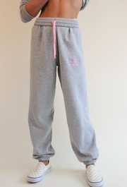 Light Grey Pants - Mas Amor Set