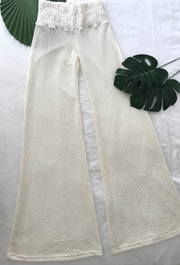 Saint Tropez Pants Off White