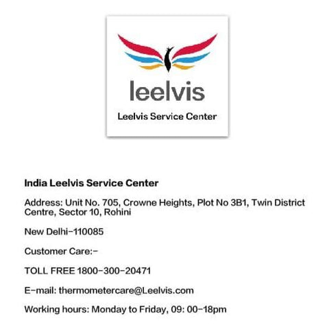 Leelvis Company Service Center in Delhi