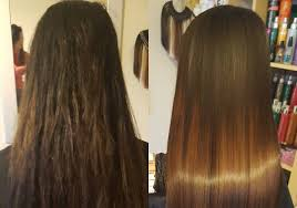 Nika's Keratin Hair Treatment