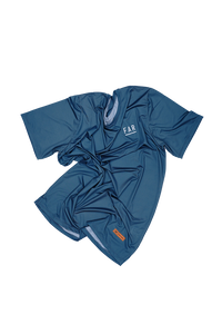 Ultralight Performance Running Tee - Ocean Blue
