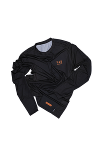 Long Sleeve Ultralight Running Tee - Dark Grey