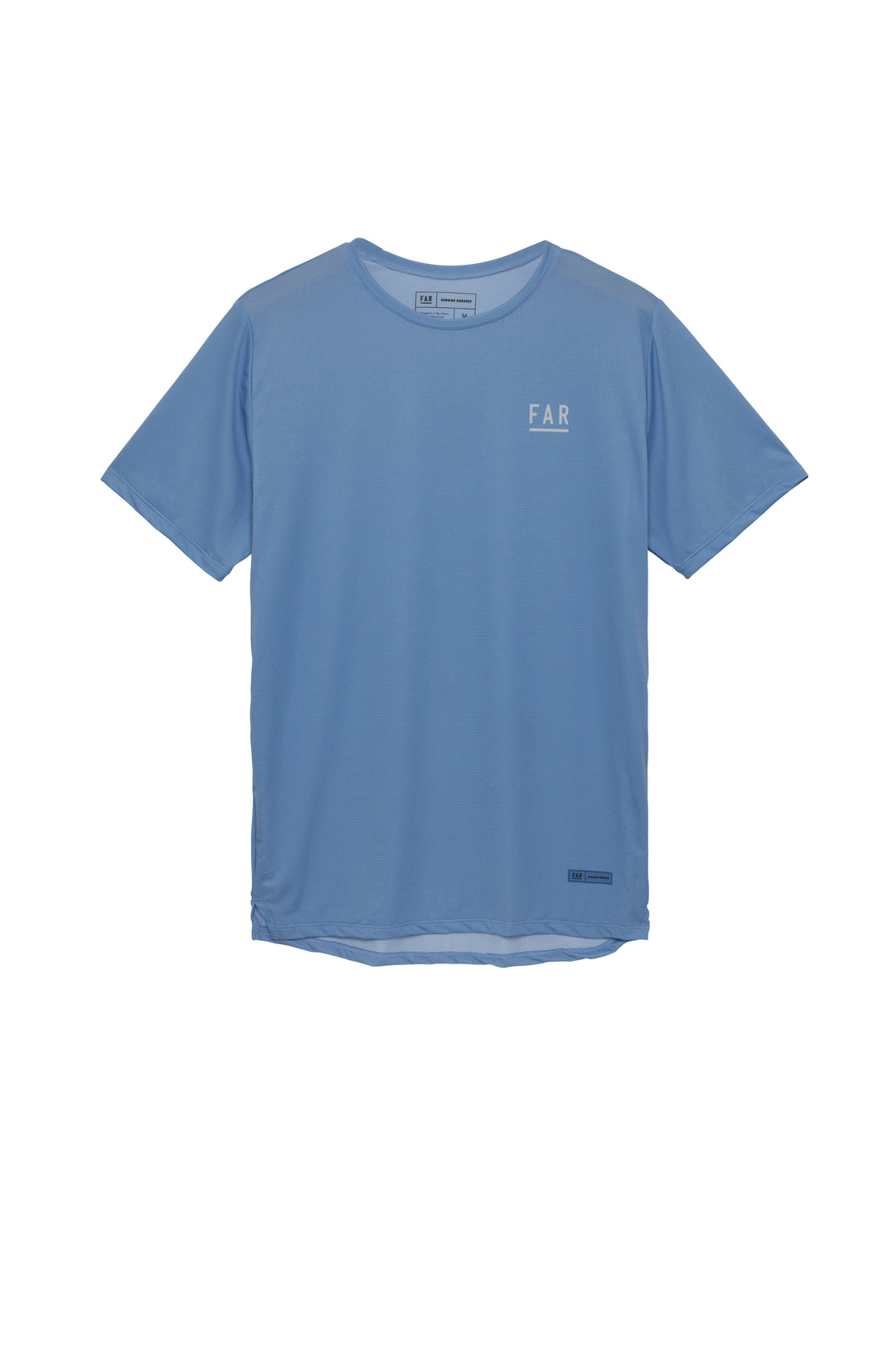 Ultralight Performance Running Tee - Soft Blue
