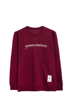 Load image into Gallery viewer, After Run Sweater - Burgundy
