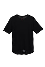 Load image into Gallery viewer, Classic Ultralight Merino Running Tee - Black