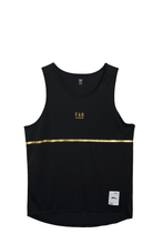 Load image into Gallery viewer, Ultralight Performance Race Singlet - Black