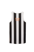 Load image into Gallery viewer, Ultralight Performance Singlet - Black and White