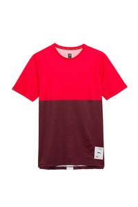 Ultralight Performance Running Tee - Red