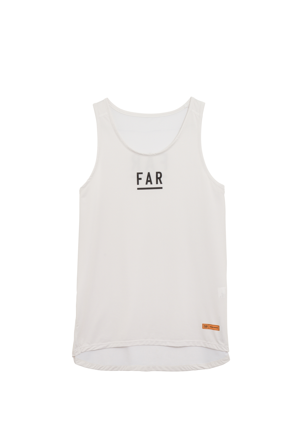 Ultralight Performance Singlet - White