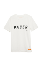 Load image into Gallery viewer, Organic Cotton Pacer Tee - White