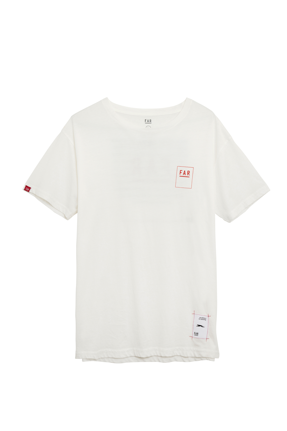 Manifesto Organic Cotton Tee - White