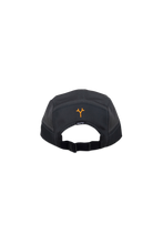 Load image into Gallery viewer, FAR x FRACTEL Running Cap - Black/Orange