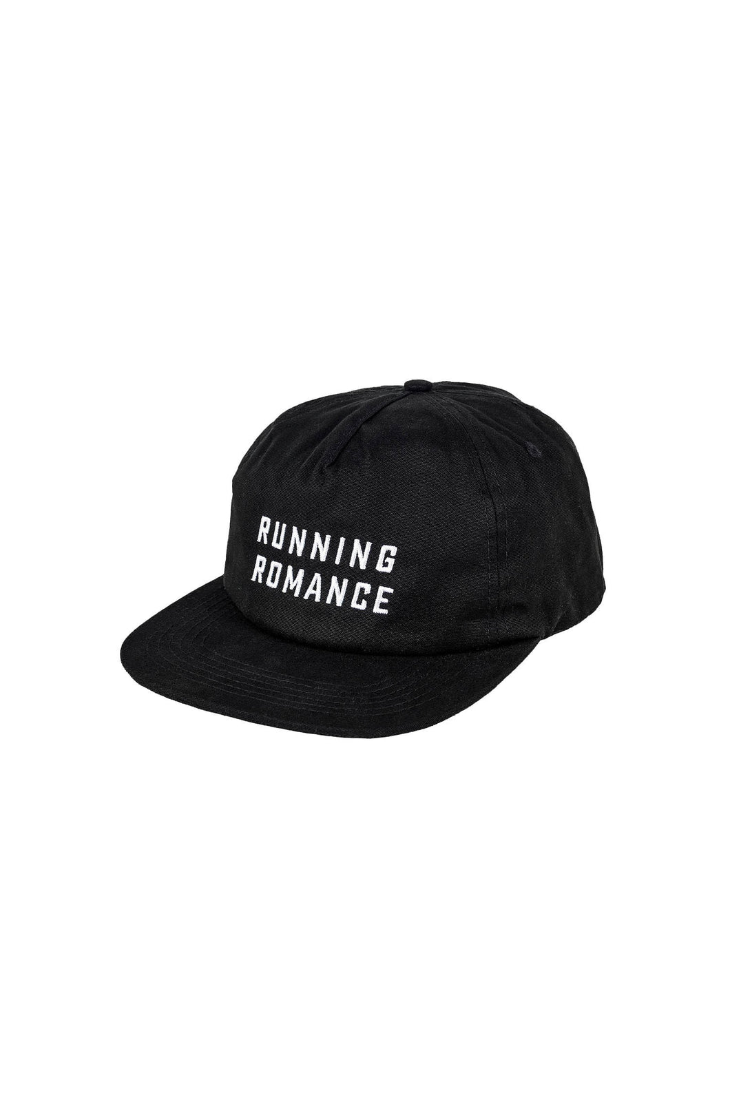 Running Romance Cap - Black