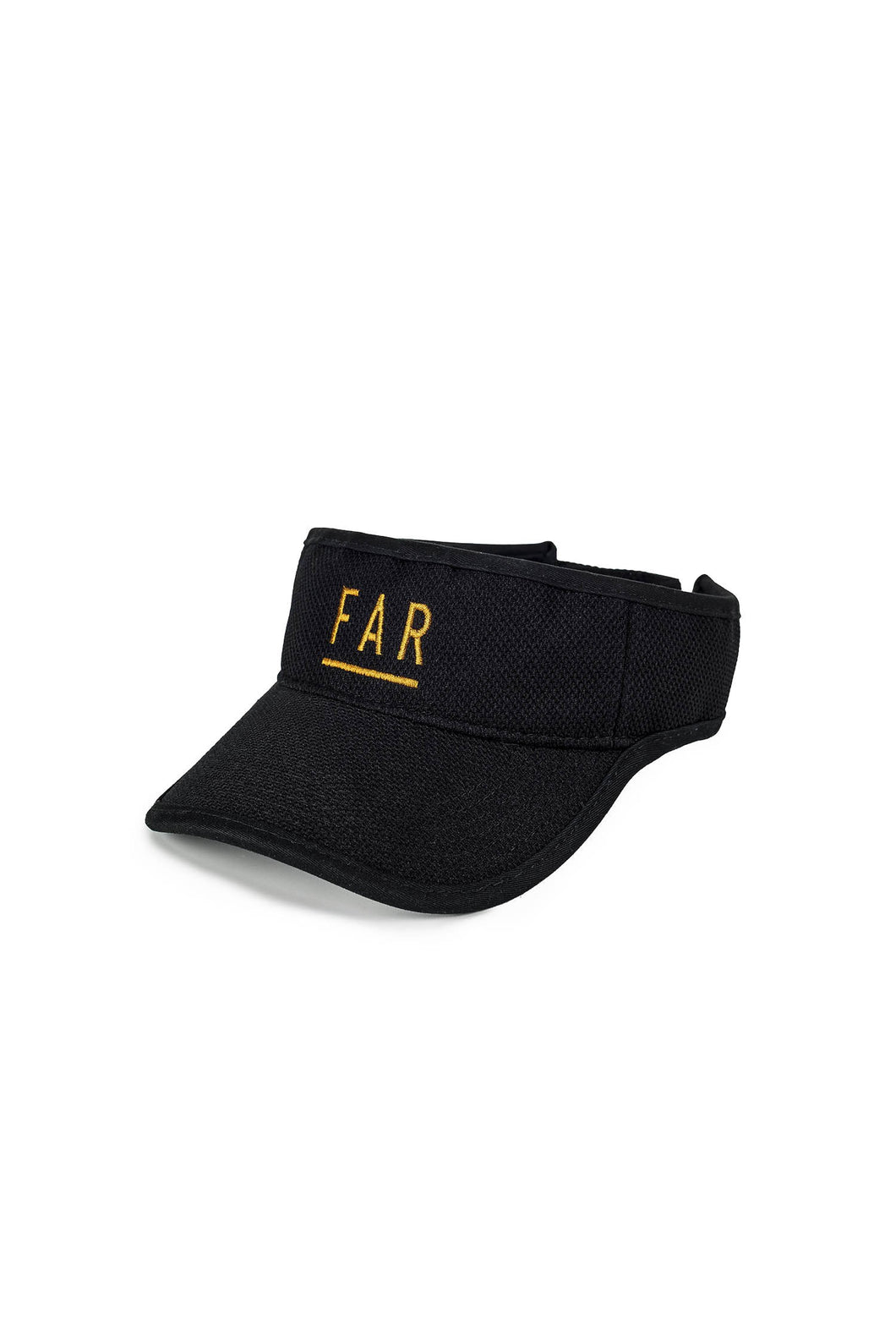 Running Visor - Gold