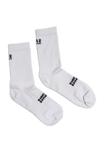 Load image into Gallery viewer, High Cut Socks - White