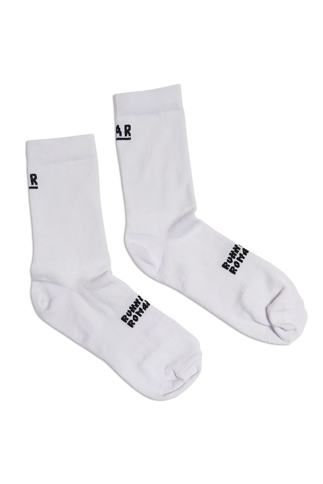 High Cut Socks - White