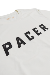 Organic Cotton Pacer Tee - White