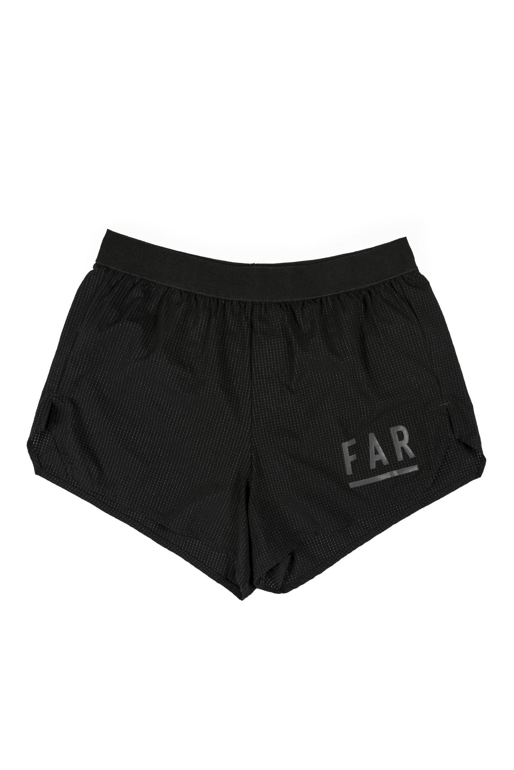 Ultralight Running Short - Black