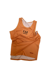 Ultralight Performance Singlet - Orange