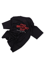 Load image into Gallery viewer, Fast Breakfast Club Classic Ultralight Running Tee - Black