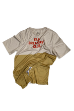 Load image into Gallery viewer, Fast Breakfast Club Classic Ultralight Running Tee - Mustard