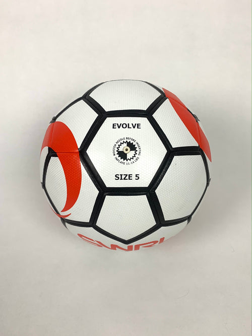 Evolve Match Ball Pro Red
