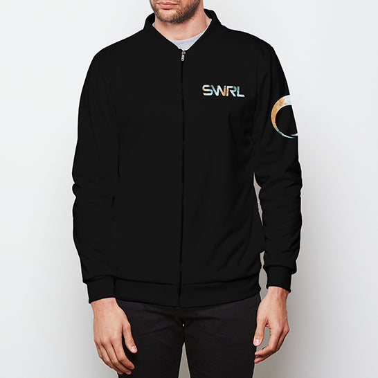Evolve Bomber Jacket Black