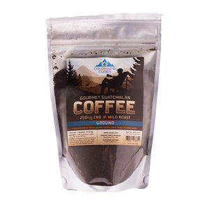 Colorado Cures 250mg Coffee