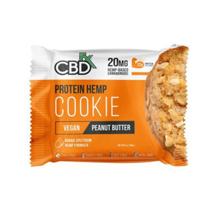 CBDfx CBD Broad Spectrum 20mg Cookie