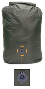 SNUGPAK - DRI-SAK WITH AIR VALVE, 20L - OLIVE