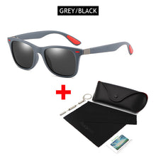 Load image into Gallery viewer, FUQIAN Polarized Sunglasses for Men - Uewoo
