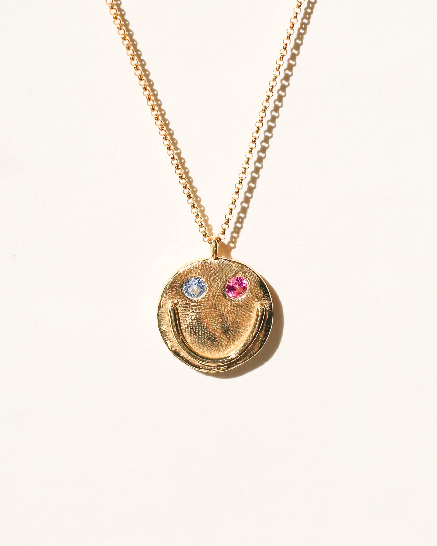 GOOD FRIEND NECKLACE IN GOLD