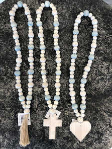 Rosary Wood Beads