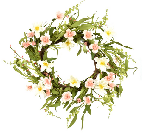 Clematis Wreath