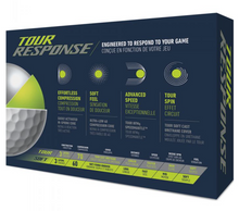 Load image into Gallery viewer, TaylorMade Tour Response Golf Balls