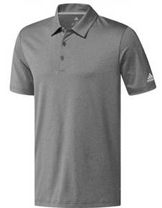 Adidas Ultimate Heathered polo shirt
