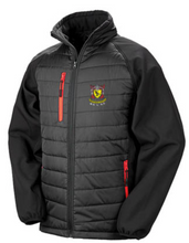 Load image into Gallery viewer, MEGC Quilted Jacket