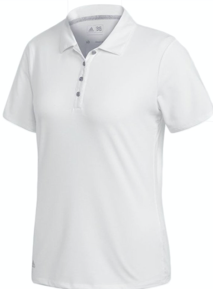 Adidas Cotton Handle Polo Shirt (ladies)