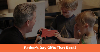 Father's Day Gifts That Rock!