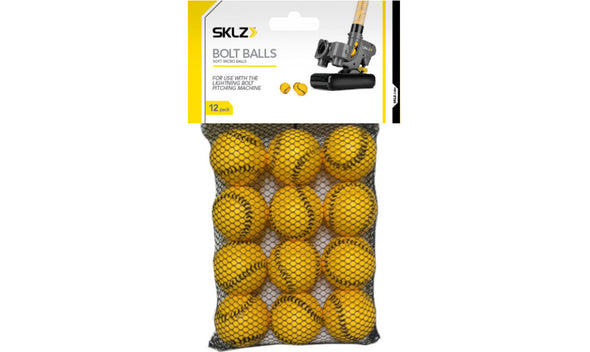 SKLZ Lightning Bolt Balls - 12 Pack