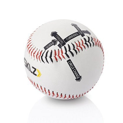 SKLZ Pitch Trainer Ball - Right Hand - Buy now online with delivery in 1-2 days in UAE, Dubai, Abu-Dhabi.