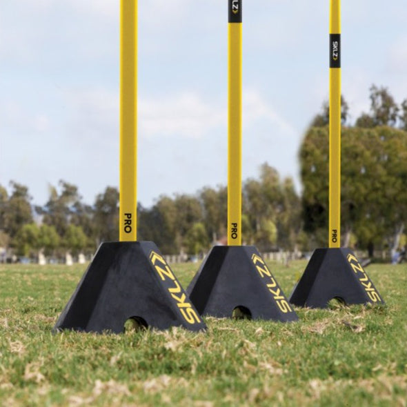 SKLZ Pro Training Agility Poles (Set of 8) - Buy now online with Free delivery in 1-2 days in UAE, Dubai