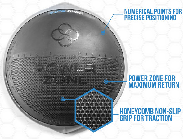 WeckMethod Bosu Elite - Buy now online with Free delivery in 1-2 days in UAE, Dubai, Abu-Dhabi.