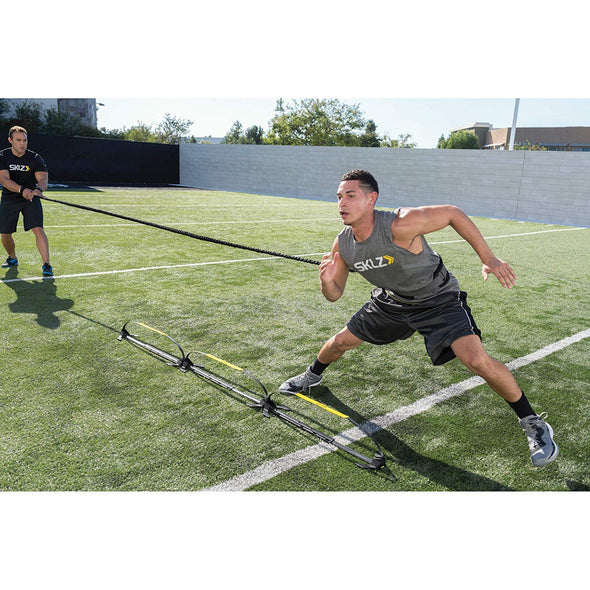 SKLZ Recoil 360 Dynamic Resistance Training Belt - Buy now online with Free delivery in 1-2 days in UAE, Dubai, Abu-Dhabi.