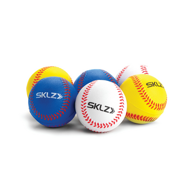 SKLZ Foam Training Balls - 6pack - Buy now online with Free delivery in 1-2 days in UAE, Dubai, Abu-Dhabi.