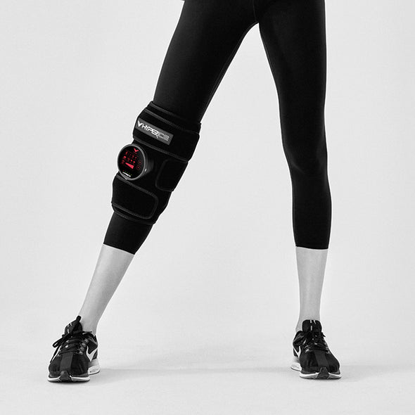 Hyperice Venom Leg Heat & Vibration Wrap - Buy now online with Free delivery in 1-2 days in UAE, Dubai, Abu-Dhabi.