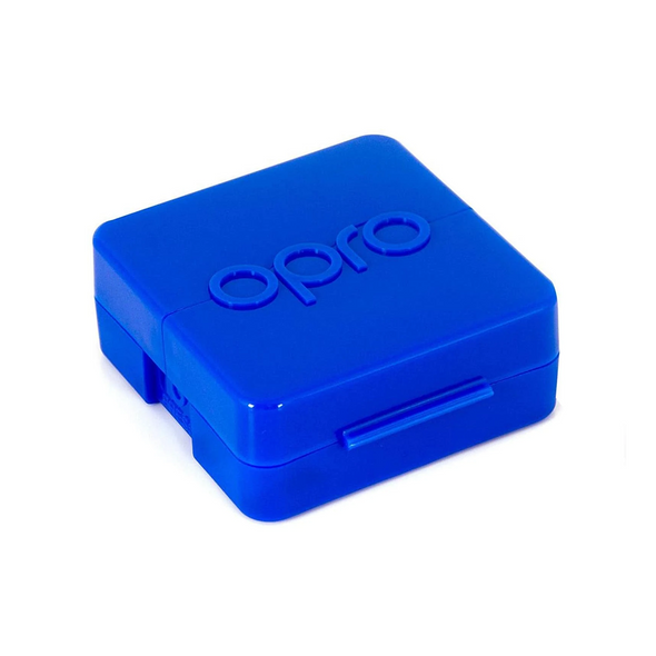 OPRO Self-Fit Anti Microbial Mouthguard Case - Buy now online with delivery in 1-2 days in UAE, Dubai, Abu-Dhabi.