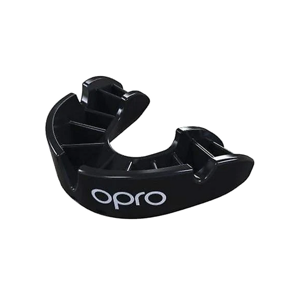 OPRO Self-Fit Bronze Youth Mouthguard - Buy now online with delivery in 1-2 days in UAE, Dubai, Abu-Dhabi.
