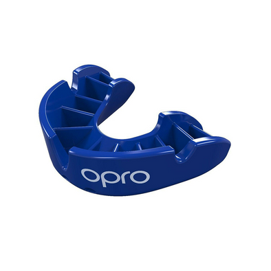 OPRO Self-Fit Bronze Adult Mouthguard - Buy now online with delivery in 1-2 days in UAE, Dubai, Abu-Dhabi.