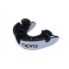 OPRO Self-Fit Silver Adult Mouthguard - Buy now online with delivery in 1-2 days in UAE, Dubai, Abu-Dhabi.